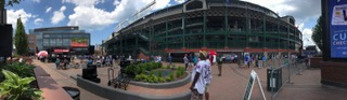 """""""The Park at Wrigley"""""""