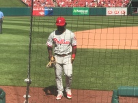 Hey Maikel Franco, how's it going?
