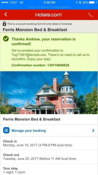 Ferris Mansion