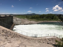 This is manmade in Yellowstone