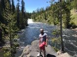At Yellowstone