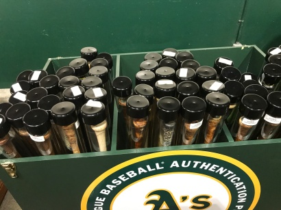 Some game used bats from a bunch of guys I never heard of